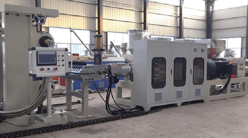 PP塑料片材设备生产设备的用途及优势?
