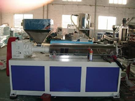 PP塑料片材生产线的各种问题解决办法